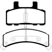 EBC 99-01 Cadillac Escalade 5.7 Greenstuff Front Brake Pads