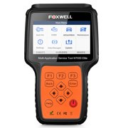 Foxwell NT650 Elite OBD2 Scanner ABS Airbag SRS SAS EPB TPMS CVT BRT TPS Oil Service Reset Odometer Gear Learn Injector Coding Check Engine Code Reader OBDII Automotive Diagnostic Scan Tool