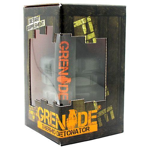 Universal Nutrition Grenade - 100 Capsules