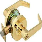 Legend Grade 2 Entry Lever Master Keyed Polished Brass