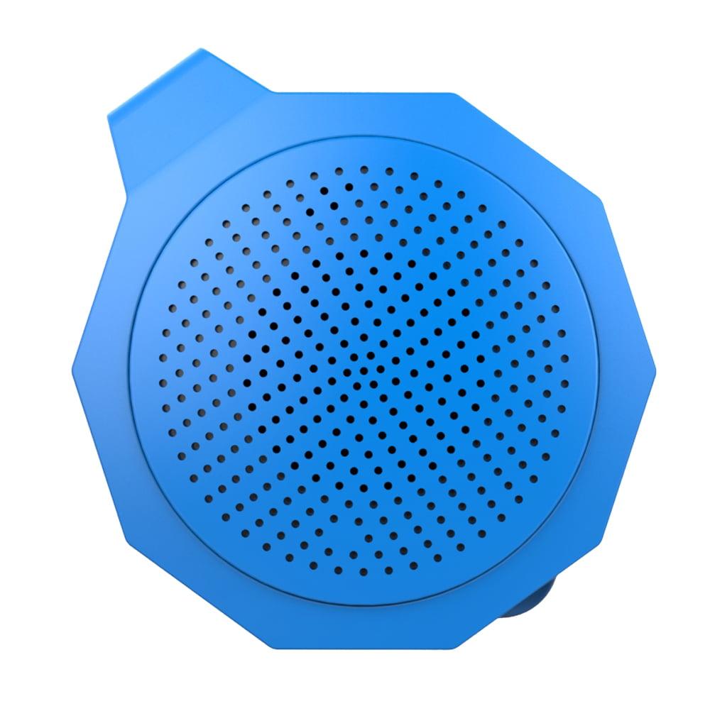 TechComm BT101 Mini Bluetooth Speaker Hands-Free Calling