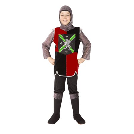 Teen Renaissance Costumes (Knight Medieval Renaissance Boys Costume R882489 - Medium)