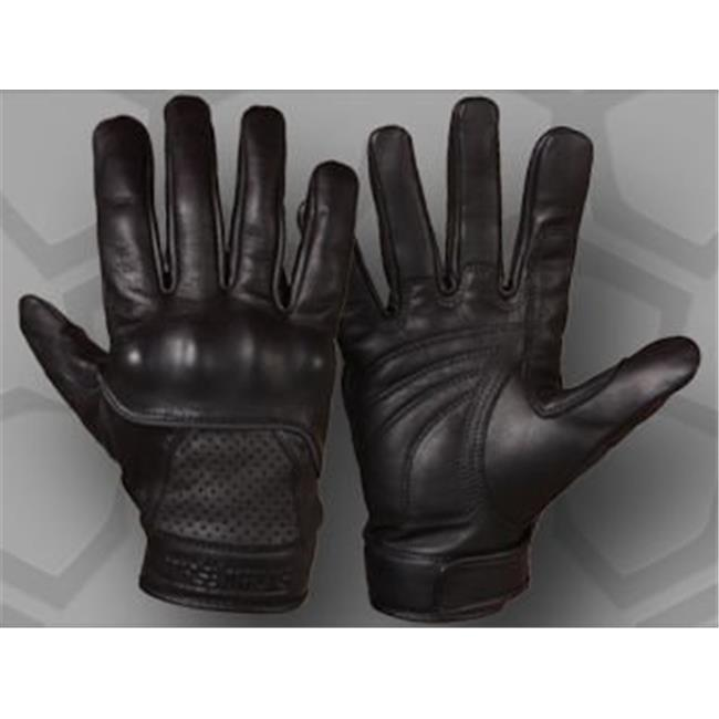 Strong Suit 20300-M Strong Suit Voyager Leather Motorcycle Gloves  Medium