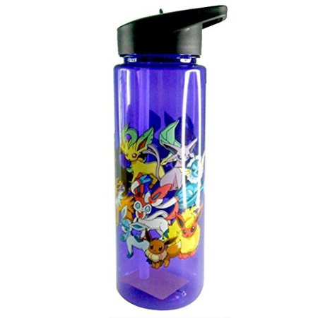 Pokemon Eevee Evolution Water Bottle 16 Oz](Pokemon Water Bottle)