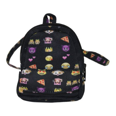 Ari and friends emoji backpack fits 18 inch doll clothes for Garden tools for 18 inch doll