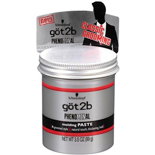 got2b Phenomenal Molding Paste, 3.5 oz (Pack of 2)