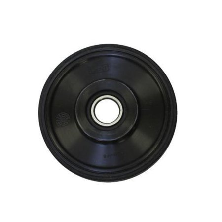 PPD Group 1604-690 Idler Wheel - 5.63in. x 1in. - Black