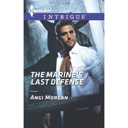 Last Marine - The Marine's Last Defense - eBook
