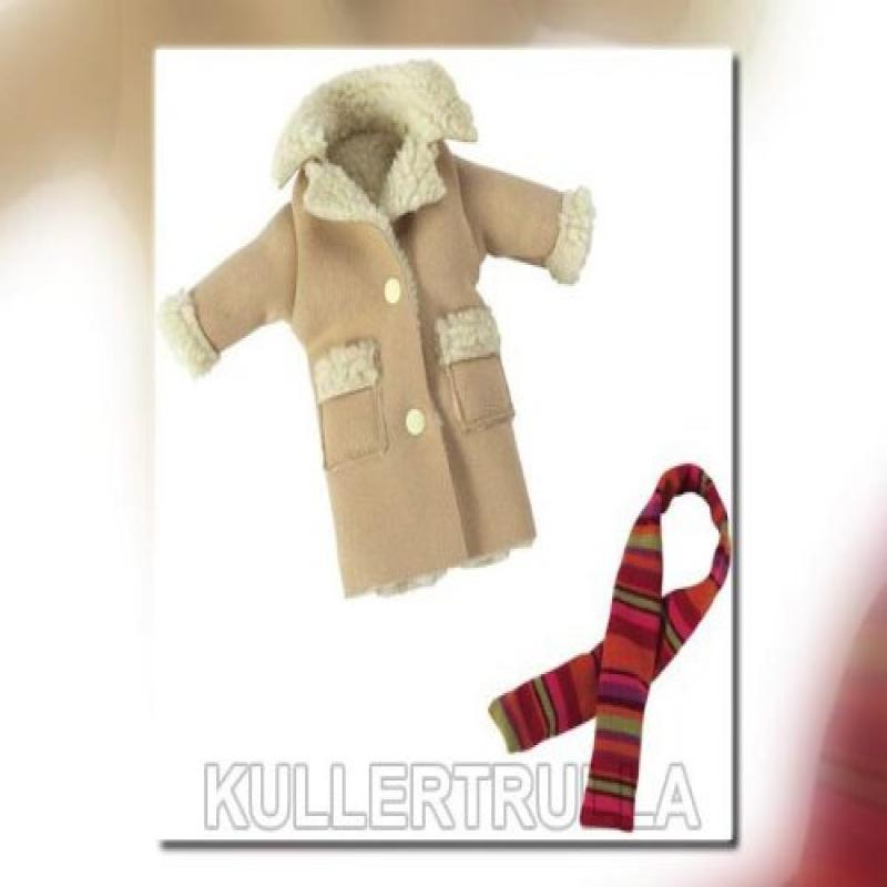 Corolle Les Cheries Coat and Scarf by