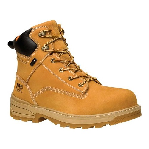 "Men's Timberland PRO Resistor 6"" Composite Toe Waterproof 200G Boot by"