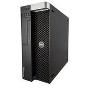 Refurbished Dell Precision T3610 AutoCAD Workstation E5-1620v2 4 Cores 8 Threads 3.7Ghz 128GB 250GB M.2 SSD Quadro K600 Win 10 Pro