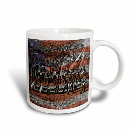 3dRose Battle of Tippecanoe, Bi-Centennial Commemoration, Indiana - Ceramic Mug,