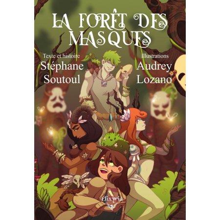 La forêt des masques - eBook