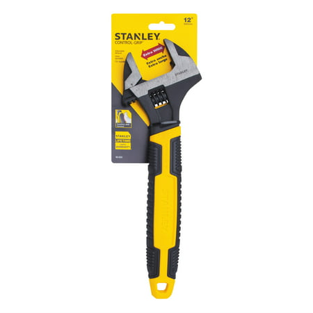 "STANLEY 90-950 12"" Adjustable Wrench"