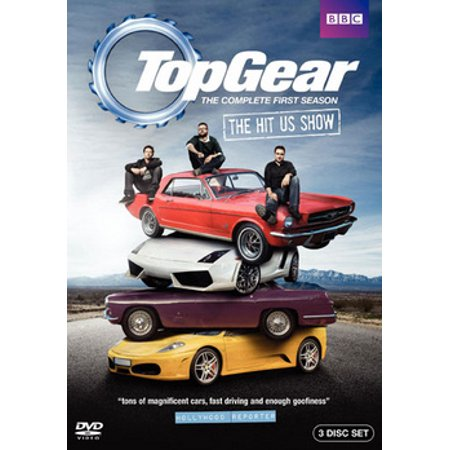 Top Gear USA: The Complete First Season (Bbc Top Gear Magazine)