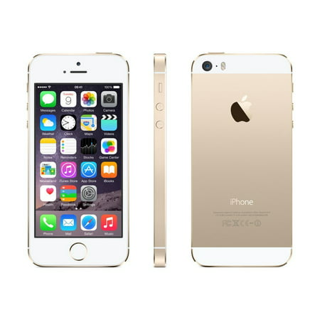 Refurbished Apple iPhone 5s 16GB, Gold - Unlocked Verizon