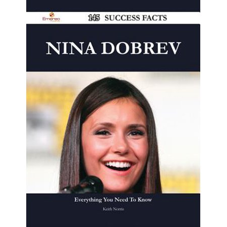 Nina Dobrev 145 Success Facts - Everything you need to know about Nina Dobrev - eBook](Ian Somerhalder Nina Dobrev Halloween)