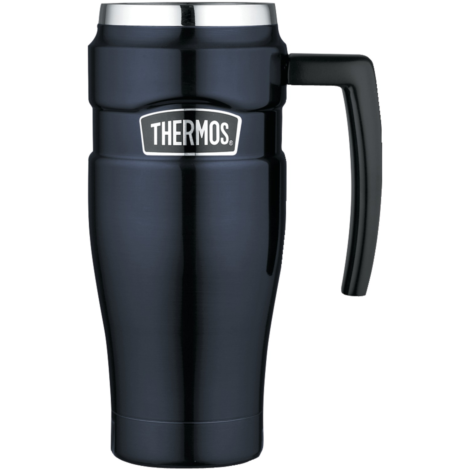 Thermos 16-ounce Stainless Steel Leak-proof Travel Mug