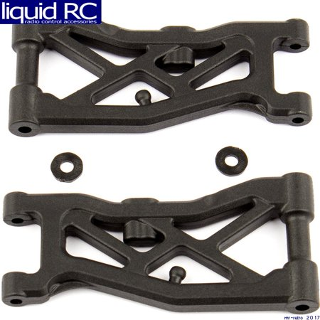 Associated 92128 RC10B74 Front Suspension arms