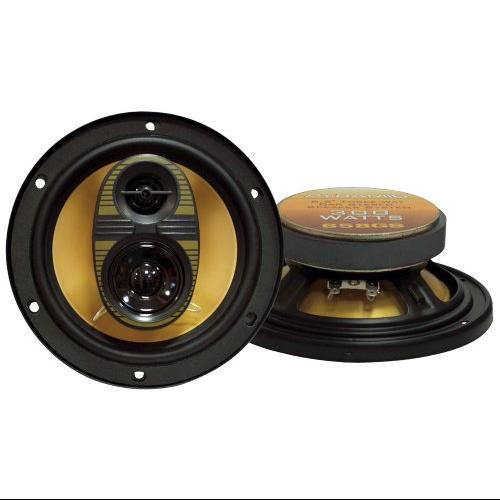 6.5'' 300 Watts Three-Way Speakers