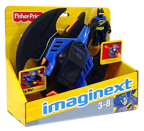 Fisher-Price Imaginext Super Friends Batwing