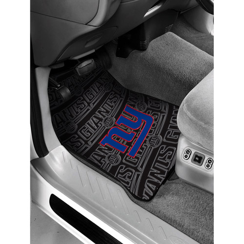NFL - New York Giants Floor Mats - Set of 2