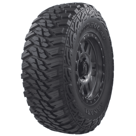 (Kanati Mud Hog LT285/70R17 10 Ply MT Light Truck Radial Tire (Tire Only))