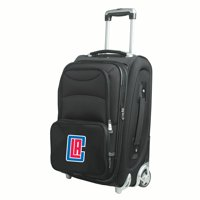 """LA Clippers 21"""" Rolling Carry-On Suitcase - No Size"""