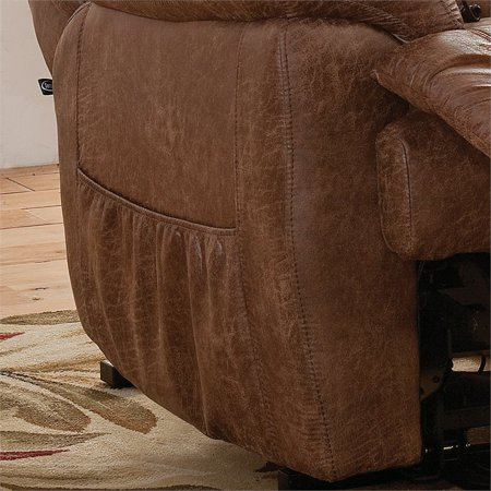 Hawthorne Collections Comfort Lift Recliner in Brown - image 1 of 6