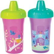 The First Years Simple Sippy Cup with One Piece Lid, BPA-Free - 9oz, 2 pack (Choose Your Color)