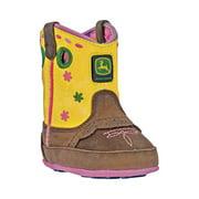 Infant John Deere Boots Crib Flowers 0152