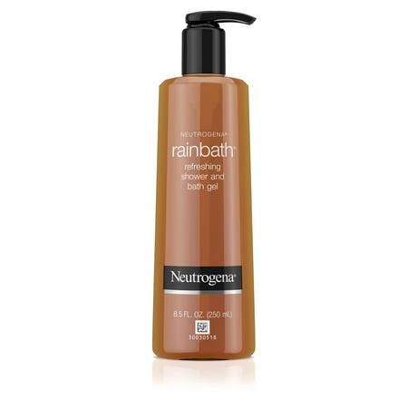 Neutrogena Rainbath Refreshing Shower and Bath Gel, Original, 8.5 oz