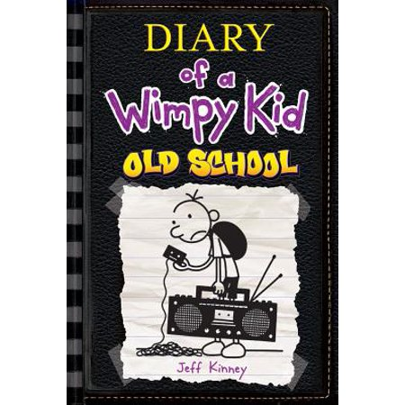 Old School (Diary of a Wimpy Kid #10) (Hardcover)