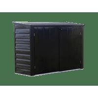 Versa-Shed, 6x3, Locking Horizontal Storage Shelter, (Onyx)