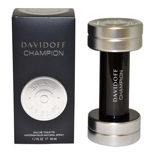 Davidoff Champion Eau de Toilette Natural Spray, 1.7 fl oz