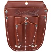 Occidental Leather 5100 Work Forged Tool Belt Caddy For Cabinetmakers