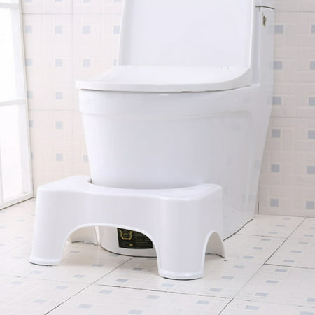 Potty Help Prevent Constipation Bathroom Toilet Aid