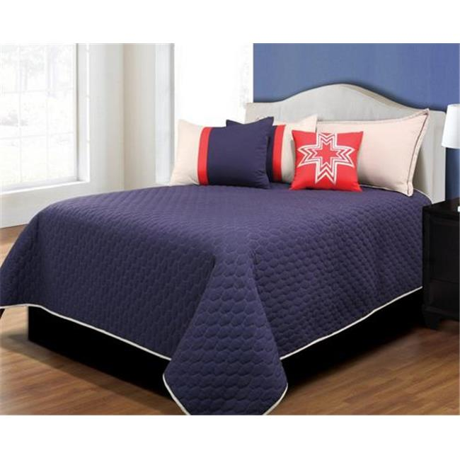 Kids Collin 3 or 4 Piece Coverlet Set in Multicolor