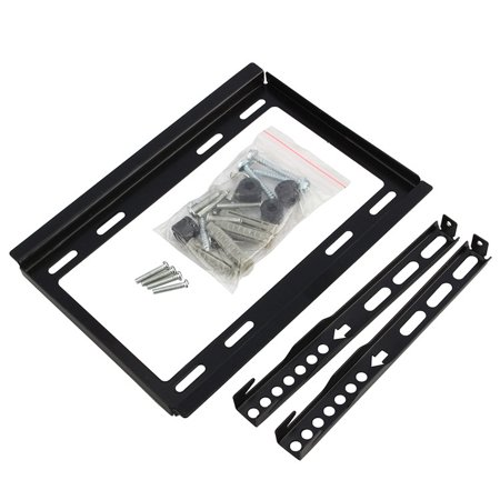 Lcd Hdtv Stands - Walfront Universal Wall Mounts Bracket TV Wall Mount Stands for Most 14-32 Inches LCD HDTV Flat Panel TV
