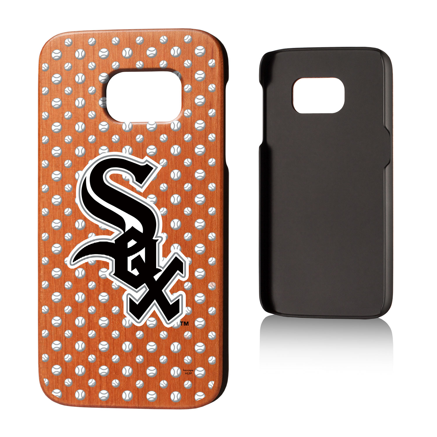 Chicago White Sox Cherry Wood Galaxy S7 Case MLB
