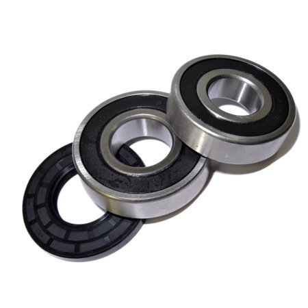 HQRP Bearing and Seal Kit for Frigidaire GLTF2070CS0 GLTF2070DS0 GLTF530DS0 GLTF530DS1 GLTR1670AS0 GLTR1670AS1 Front Load Washing Machine Washer Tub + HQRP