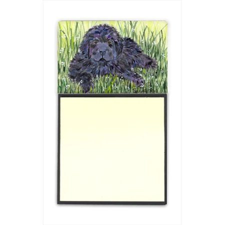 Newfoundland Refiillable Sticky Note Holder or Postit Note Dispenser - image 1 de 1