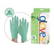 Product Club Aloe infused Gloves 50 Count (Small)