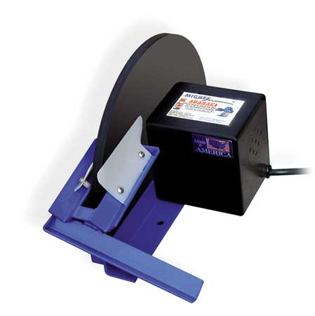 ABANAKI SMD12 Skimmer, Disc, 12 In, 7 RPM, 110VAC