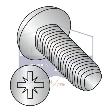 M4-0.7 x 16mm Din 7500C Metric Type Z Pan Thread Roll Screw Full Thd 18 8 Stain Steel Pass/Wax (Quantity: 1500)
