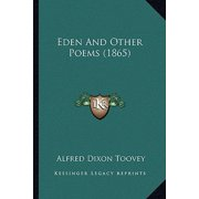 Eden and Other Poems (1865)