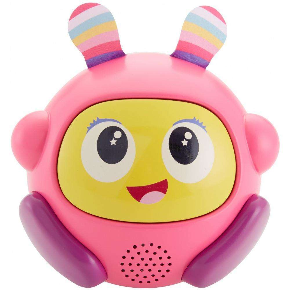 Fisher Price Bright Beats Spin & Crawl Tumble Ball BeatBelle by Fisher-Price