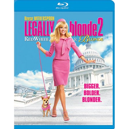 Legally Blonde 2: Red, White & Blonde (Blu-ray) - Legally Blonde Halloween Party