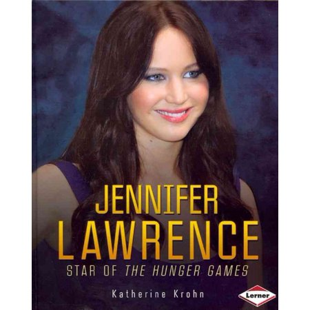 Jennifer Lawrence  Star Of The Hunger Games  Gateway Biographies