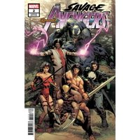 Marvel Savage Avengers #2 [Mike Deodato Variant Cover]